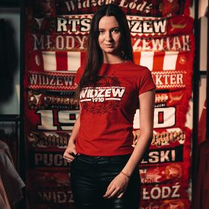 T-SHIRT HERB WIDZEW BASIC K